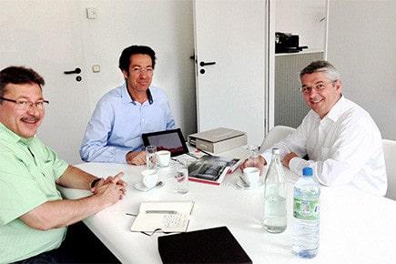 Büro objectiv / Bürgermeister / Information / Bergisch Gladbach