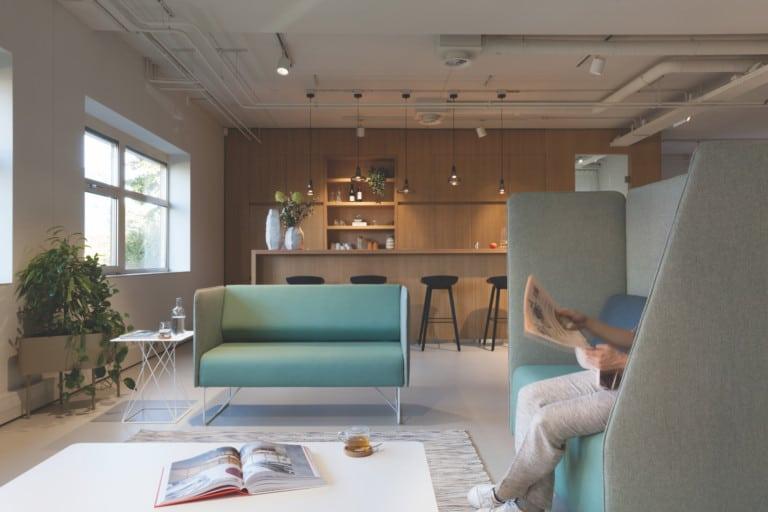 Baukasten / Möbel / Eingangsbereich / Empfang / Modern