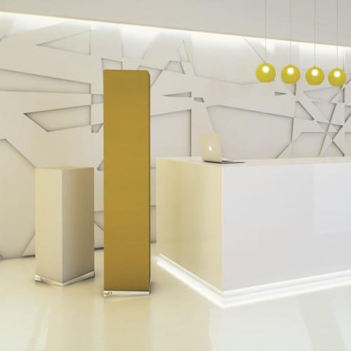 Akustiksäule / Konferenzraum / Schallschluckend / stehend
