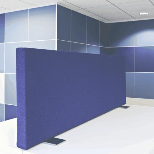Tischabsorber / Sichtschutz / Geräuschreduzierung / Schall / Telefon