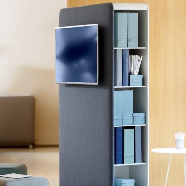 Modulbau / Schirm / Element / Sichtschutz