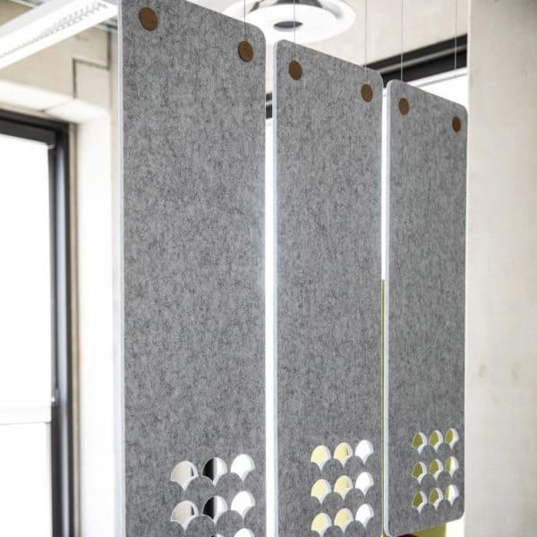 Sichtschutz / Geräuschreduzierung / Schall / Telefon
